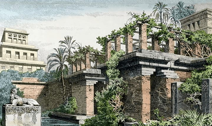 7 Wonders of the World: Myths and truths of the Hanging Gardens of Babylon