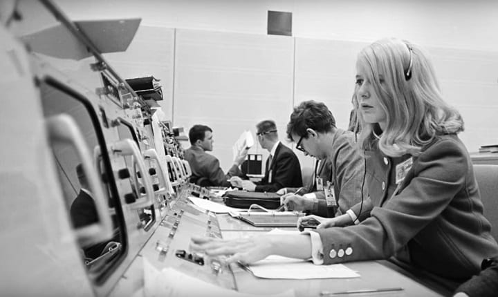 Poppy Northcutt: The sole woman in Mission Control tells the story of the Apollo missions