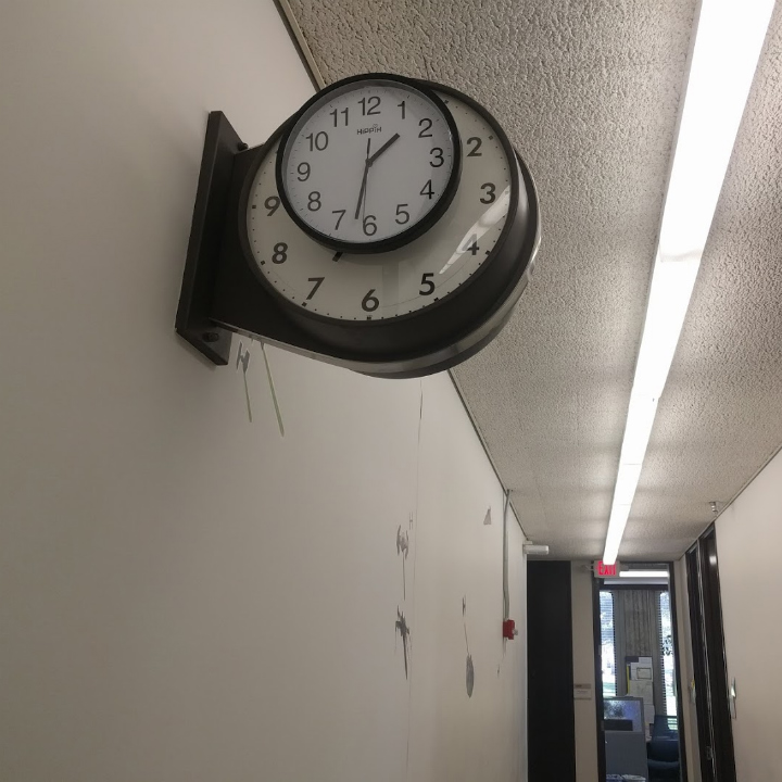time for a new clock