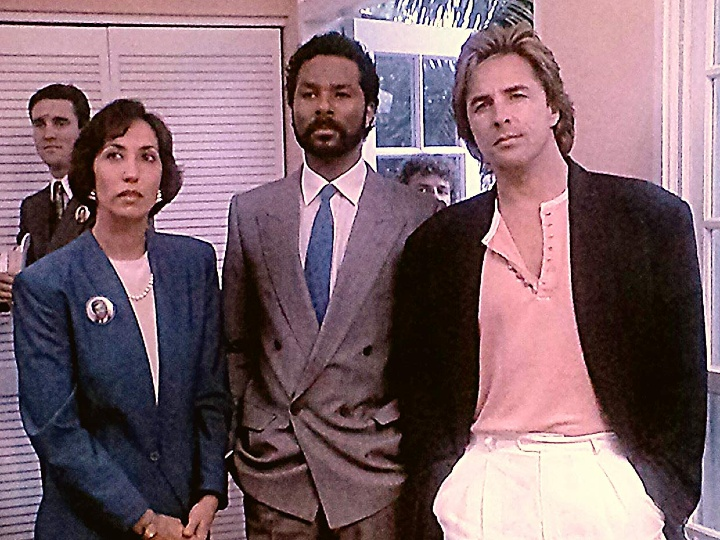 Don Johnson Philip Michael Thomas