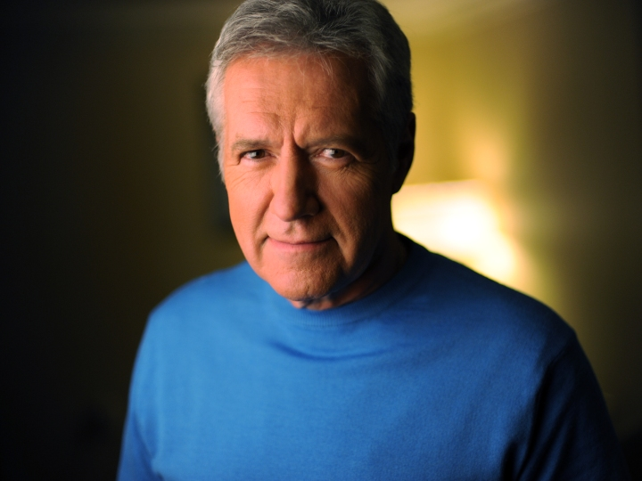 America's favorite game show host: Alex Trebek
