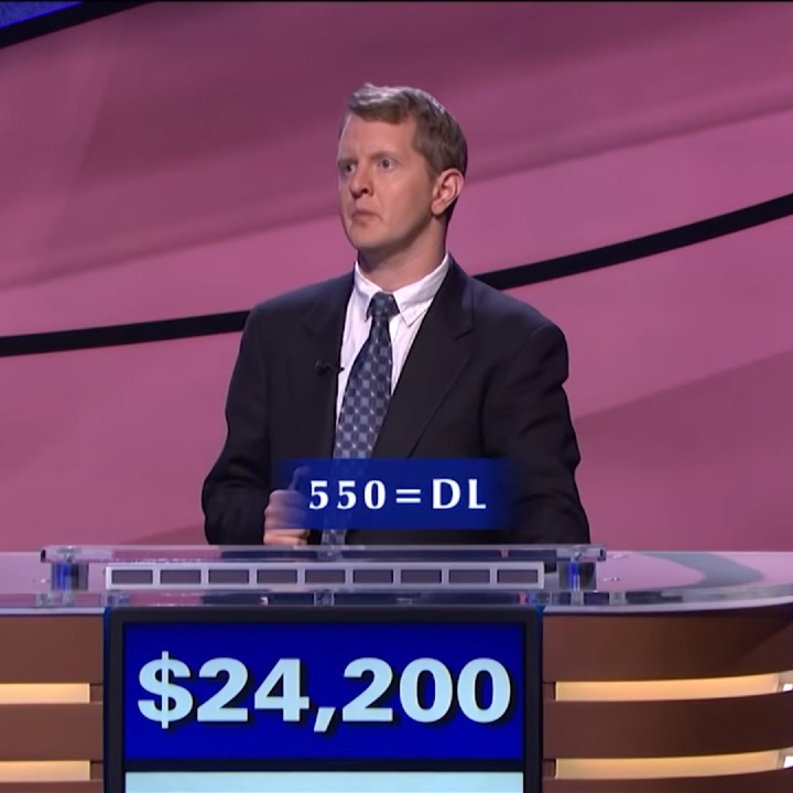 Ken Jennings, legendary contestant, winning streak