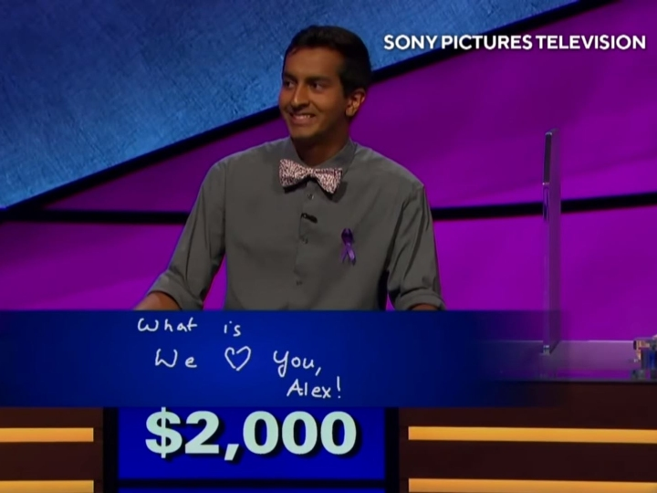 we heart you, we love you, Alex Trebek