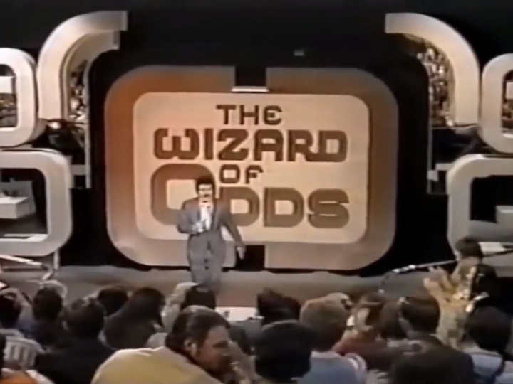 Wizard of Odds, old show, old game show, Alex Trebek